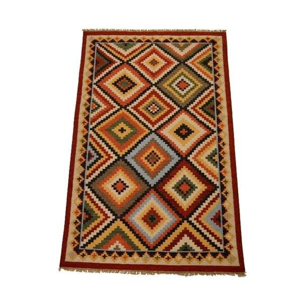 Wełniany dywan Kilim 150x250 cm