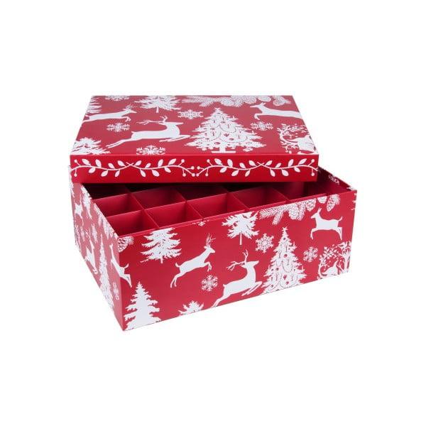 Pudełko z przegródkami Tri-Coastal Winter Tale