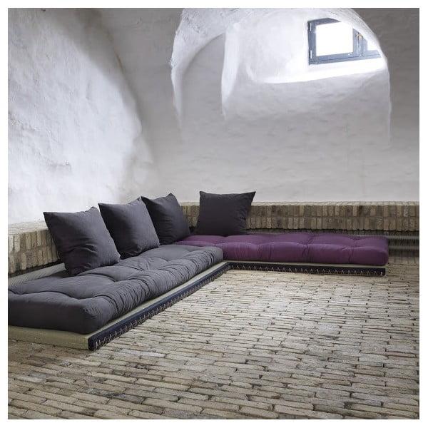 Sofa wielofunkcyjna Karup Chico Double Gray