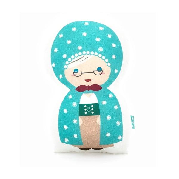 Mała poduszka bawełniana Mr. Fox Granny, 40x30 cm