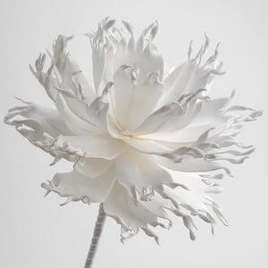 Sztuczny kwiat Lambada White