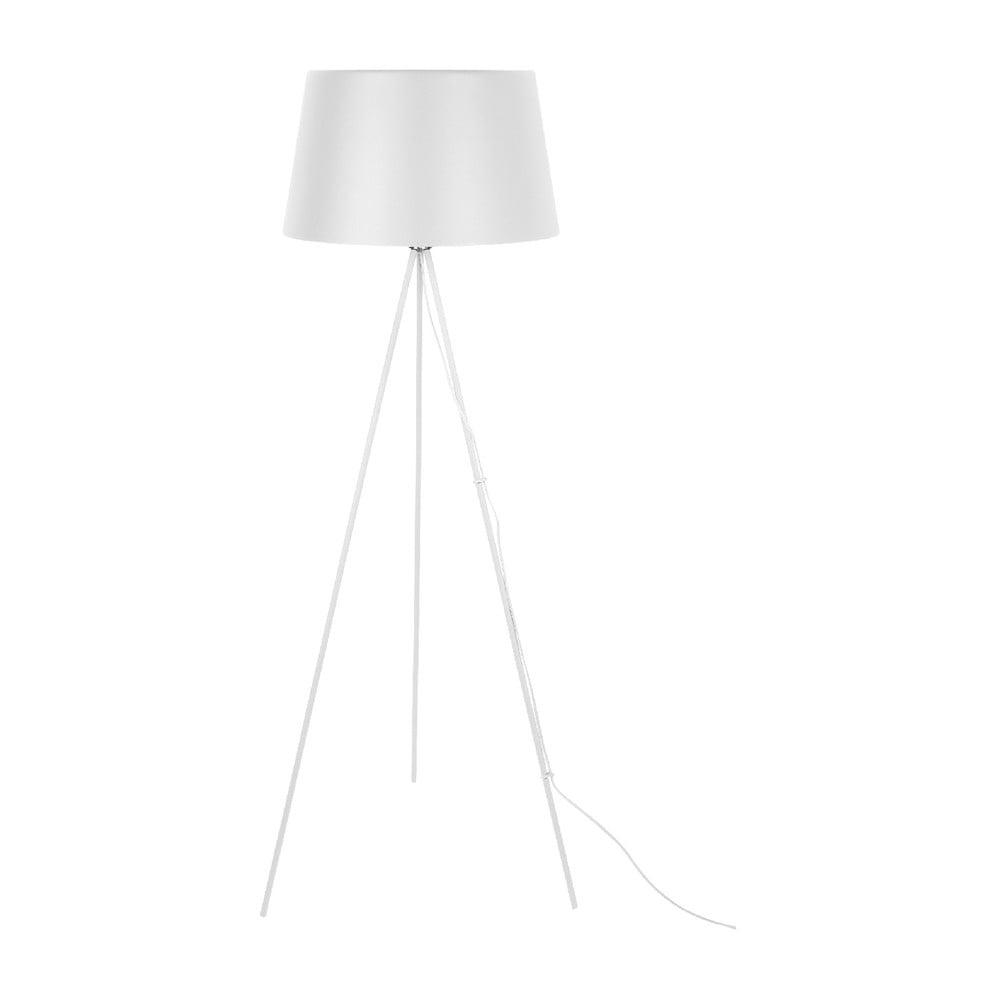 Biała lampa stojąca Leitmotiv Classy
