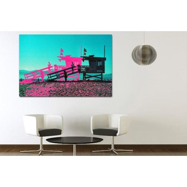 Obraz Surf Psychadelic,  61 x 91 cm