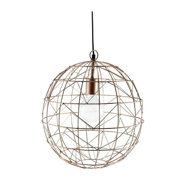 Lampa wisząca Globe Copper