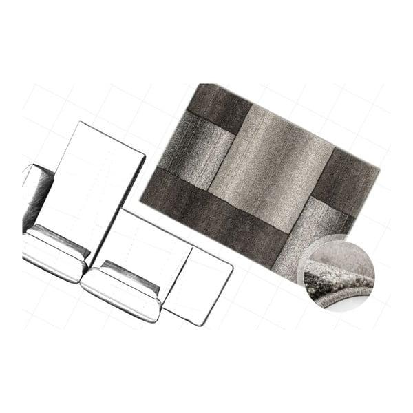 Dywan Impulse 322 Silver, 120x170 cm