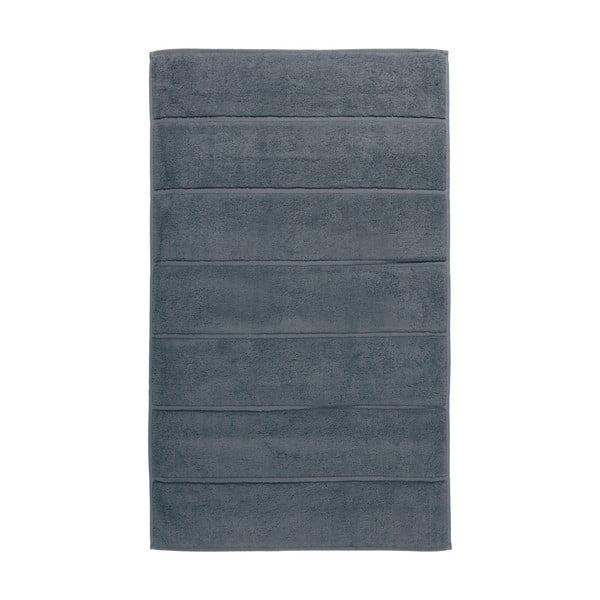 Ciemnoszary dywanik łazienkowy Aquanova Adagio, 60x100 cm
