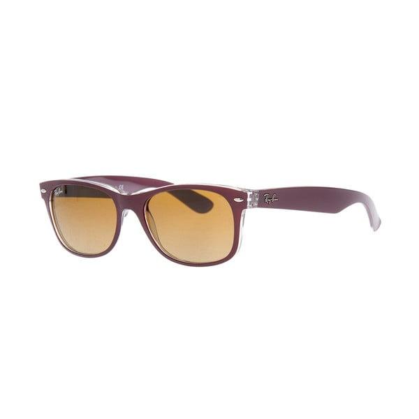 Okulary przeciwsłoneczne męskie Ray-Ban New Wayfarer Bordeaux