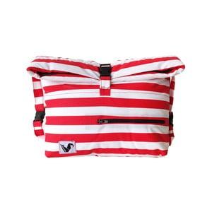 Torba plażowa Origama Red Stripes