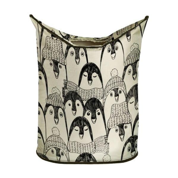 Kosz na bieliznę Penguin Between Penguins