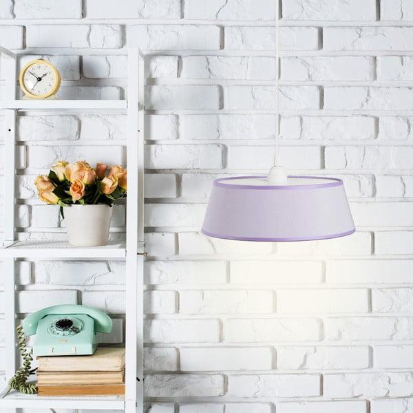 Lampa wisząca Sotto Luce Tako Violet