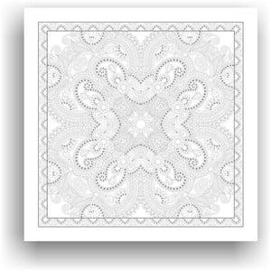 Obraz do kolorowania 103, 50x50 cm
