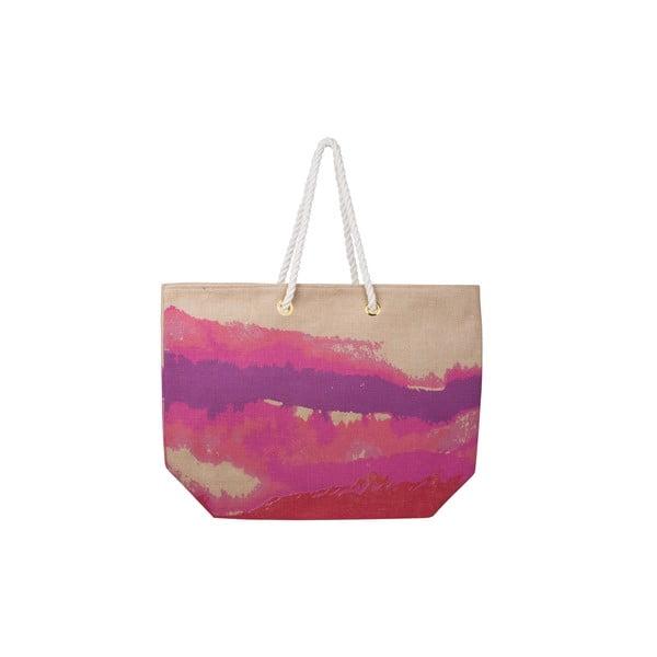 Torba płócienna Tri-Coastal Design Pink Vibe