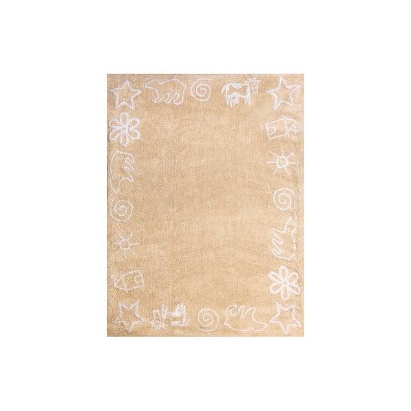 Dywan Prado 160x120 cm, beżowy