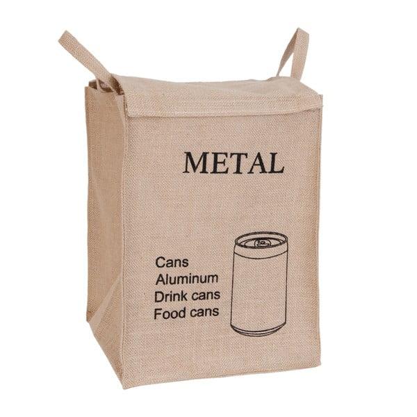 Kosz do segregacji metalu Clayre & Eef