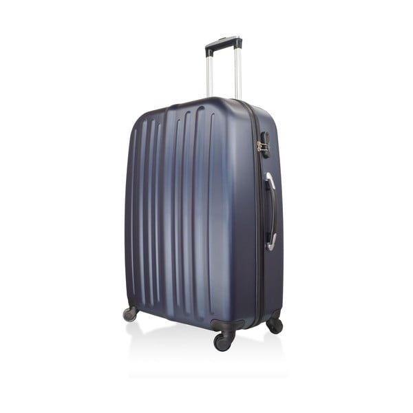 Walizka Luggage Dark Blue, 114 l
