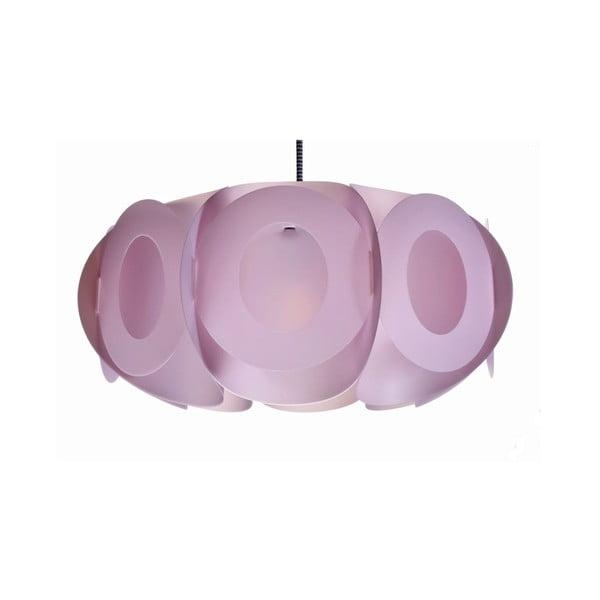 Klosz Oval, różowy
