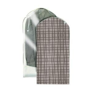 Pokrowiec na ubrania Tartan, 135 cm