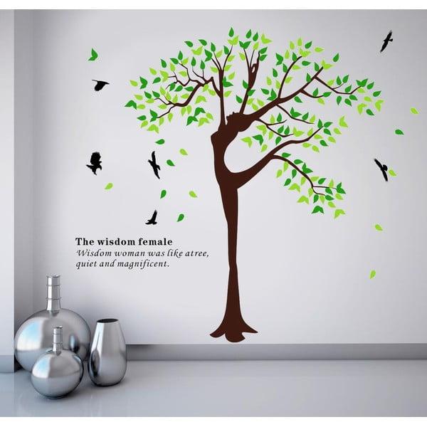 Naklejka ścienna Drzewo, 180x120 cm