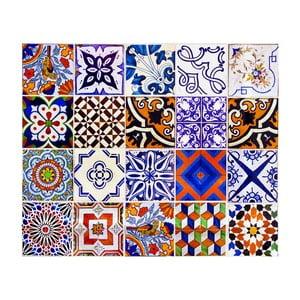Winylowy dywan Mosaico, 99x120 cm