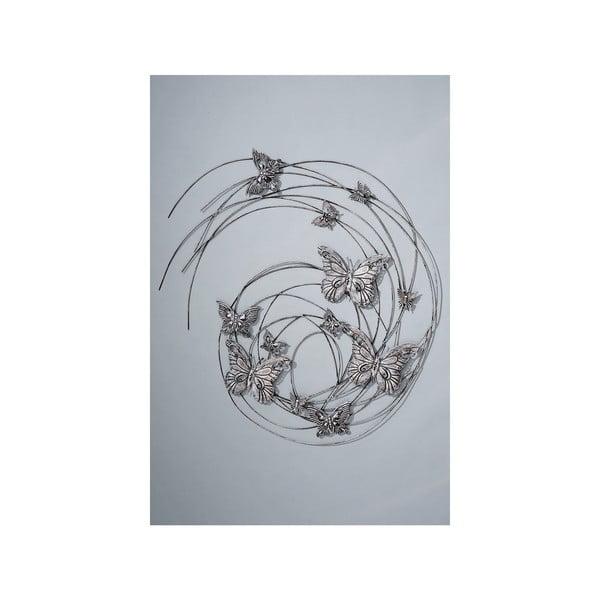 Dekoracja naścienna Butterflies, 98 cm