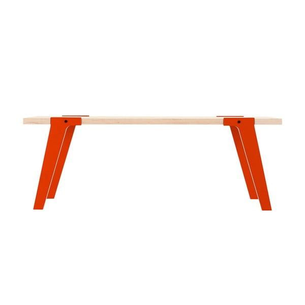 Pomarańczowa ławka rform Switch 03