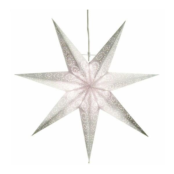 Gwiazda świecąca Antique Snow, 60 cm