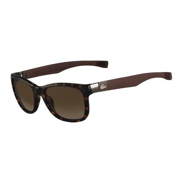 Damskie okulary przeciwsłoneczne Lacoste L662 Havana