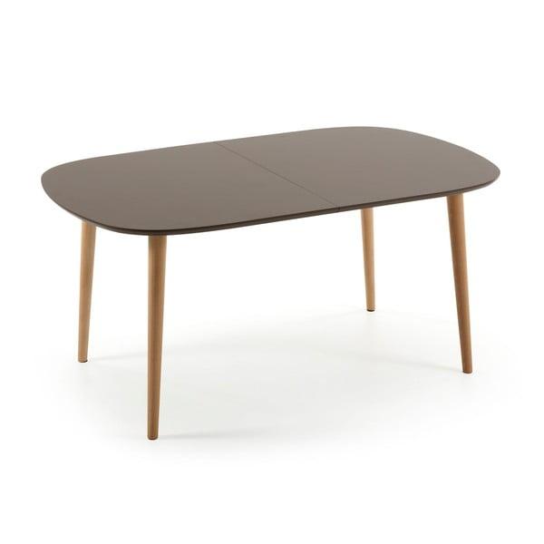 Rozkładany stół La Forma Oakland, 160-260 cm