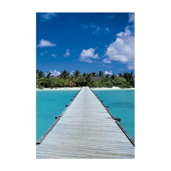 Tapeta wielkoformatowa Malediwy 158x232 cm
