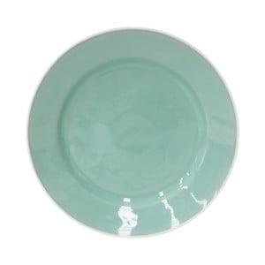 Talerz ceramiczny Astoria 28 cm, miętowy