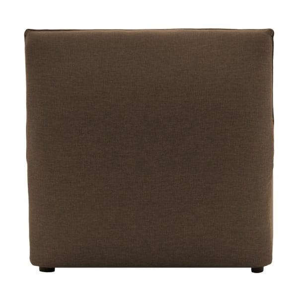 Moduł do sofy VIVONITA Cube Dark Beige