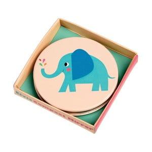 Lusterko kompaktowe Rex London Elvis The Elephant