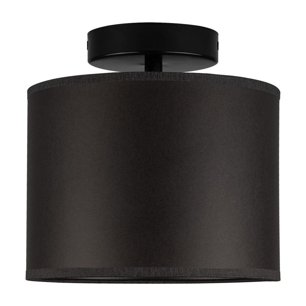 Czarna lampa sufitowa Sotto Luce Taiko