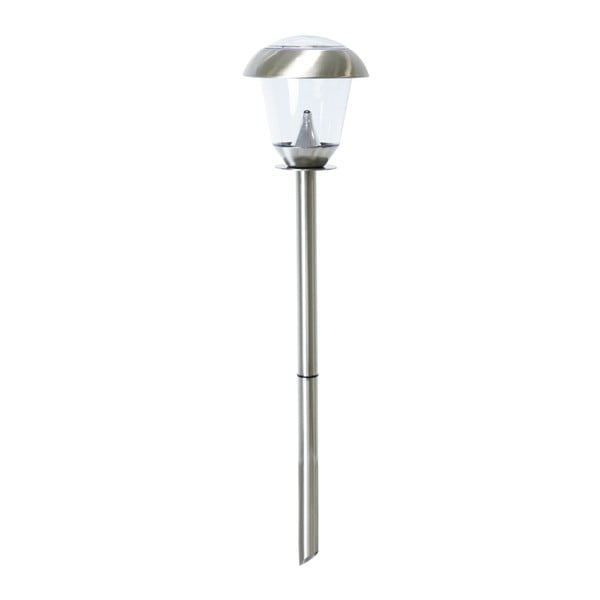 Lampa ogrodowa Solar Energy Path Light Slim Steel