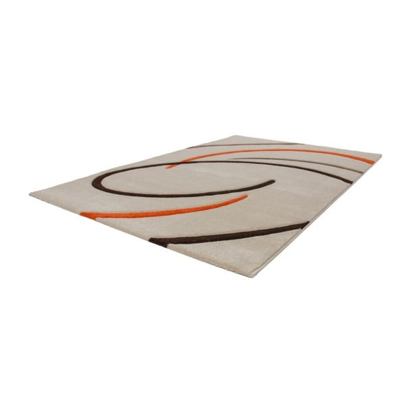 Dywan Melusine 444 Ivory/Orange, 80x150 cm