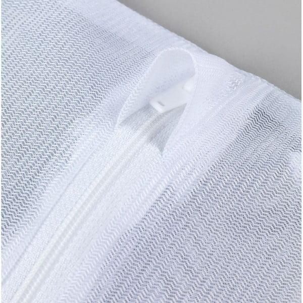 Biała średnia siatka do prania Wenko Wash