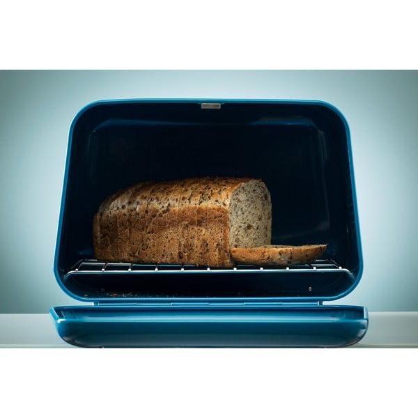Chlebak Novo Bread Bin, niebieski