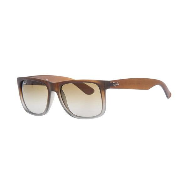 Okulary przeciwsłoneczne Ray-Ban Justin Classic Brown