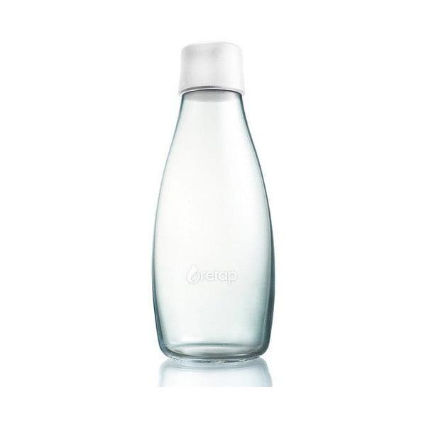 Mleczna butelka ze szkła ReTap z dożywotnią gwarancją, 800 ml
