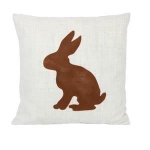 Poduszka z królikiem, 50x50 cm