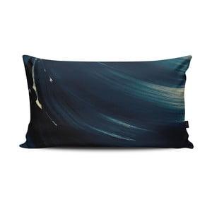 Poduszka Shady Blue Green, 47x28 cm