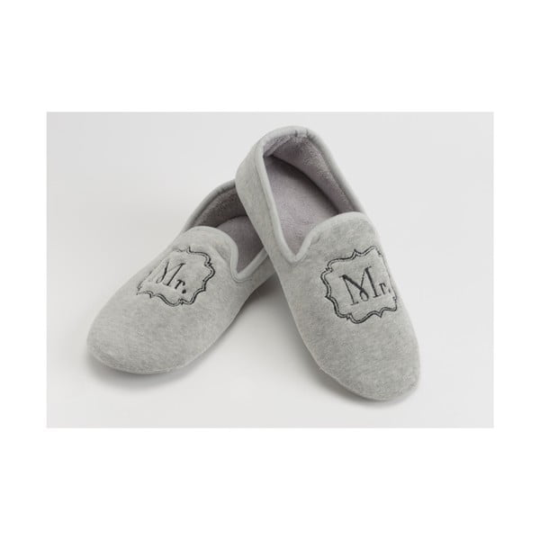 Kapcie Sleepers Man Grey, 44/45