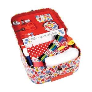 Zestaw do szycia w kuferku Rex London Make and Sew