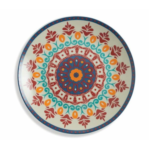18-częściowy komplet naczyń z porcelany i kamionki Villa d´Este Shiraz