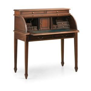 Sekretarzyk z drewna mahoniowego Moycor Vintage