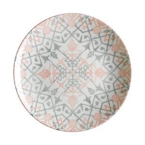 Zestaw 6 talerzy deserowych Culinary Delight Ornament, ⌀ 20,5 cm