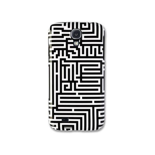 Etui na telefon Galaxy S4 Labyrinth
