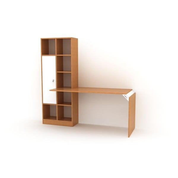 Biurko z biblioteczką Opus