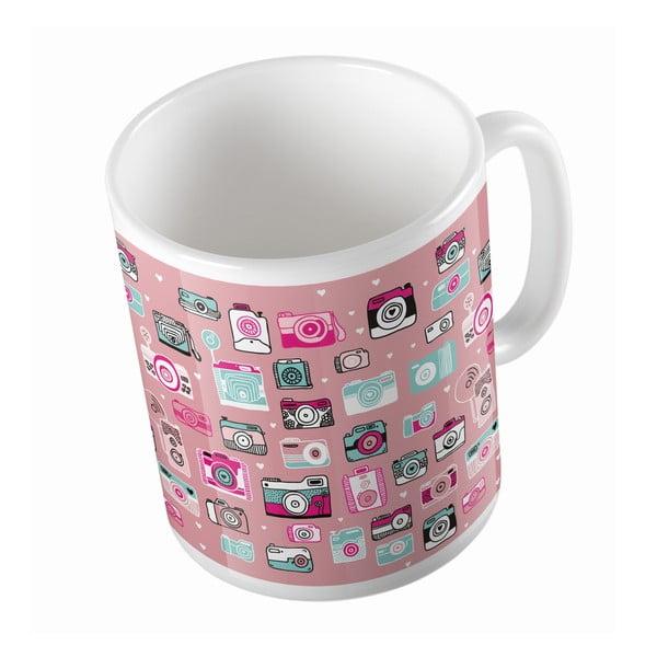 Kubek ceramiczny Favourite Cameras, 330 ml