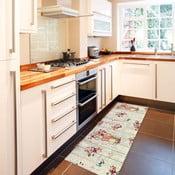 Wytrzymały dywan kuchenny Webtapetti French Garden, 60x115 cm